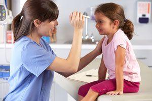 Ilustración de Cómo elegir el pediatra