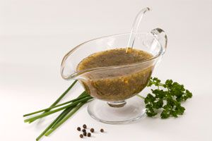 Cómo preparar Salsa Vinagreta
