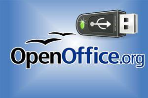 Ilustración de Cómo llevar Office Portable en memorias USB