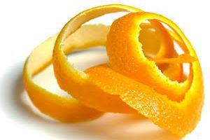 Cómo aromatizar con cáscaras de naranja y limón