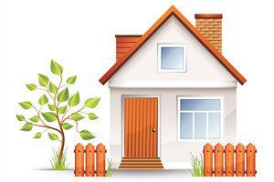 Ilustración de Cómo Decorar una Casa Pequeña
