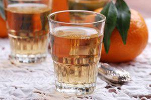 Cómo preparar licor de mandarina