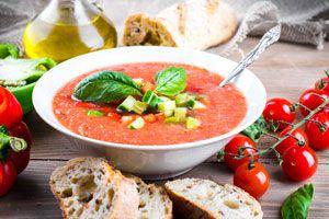 Cómo hacer gazpacho