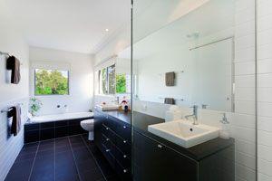 Ilustración de Cómo decorar un cuarto de baño