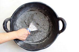Ilustración de Cómo preparar pasta de piedra