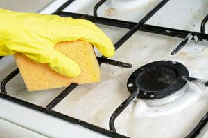 Cómo Limpiar los Quemadores de la Cocina