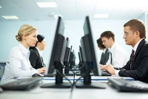 Cómo comportarse en la Oficina o Trabajo