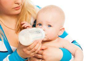 Cómo evitar algunos errores en la alimentación infantil