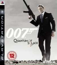 Trofeos para James Bond: Quantum of Solace - Trofeos PS3