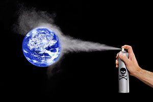 Que productos contaminan la capa de ozono? Como evitarlos?