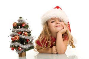 Cómo armar un arbolito de navidad en un ambiente pequeño