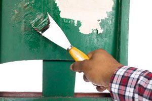 Ilustración de Cómo aplicar el Removedor de Pinturas