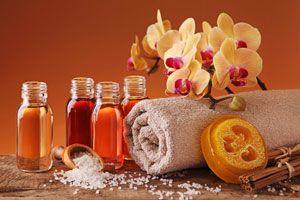 Ilustración de Cómo utilizar los aceites de acuerdo a sus propiedades terapéuticas
