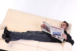 El sedentarismo puede causar hipertensión?