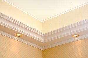 Ilustración de Cómo decorar techos y cielorrasos
