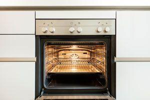 Se puede calcular la temperatura del horno usando un papel blanco