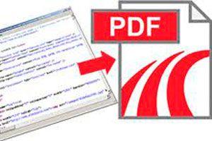Ilustración de Como colocar un PDF en la Web para Descargar