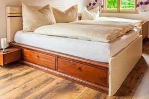 Cómo utilizar el espacio que hay debajo de la cama
