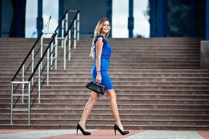Cómo caminar con elegancia