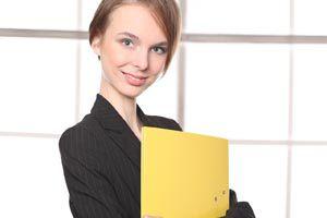 Ilustración de Cómo vestirse para una entrevista de trabajo