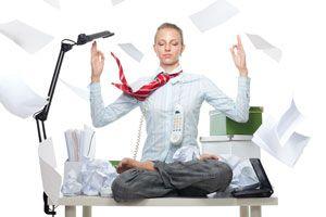 Ilustración de Cómo eliminar el estrés