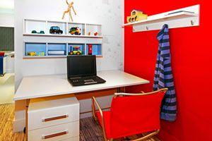 Cómo diseñar un cuarto de estudio para niños