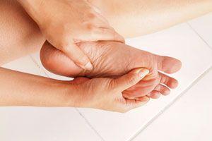 Ilustración de Cómo cuidar los pies de los diabéticos