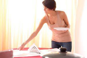 Cómo organizar las mesas en una reunión o fiesta