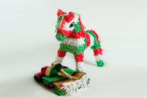 Ilustración de Cómo fabricar una piñata
