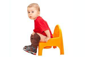 Ilustración de Cómo actuar en caso de diarrea en los niños