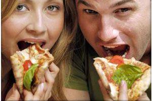 Cómo preparar pizza en el microondas