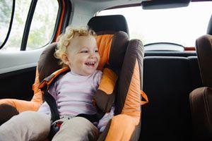 Cómo elegir el asiento para el bebé