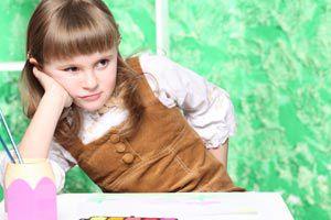 Ilustración de Cómo actuar cuando un niño tiene una rabieta