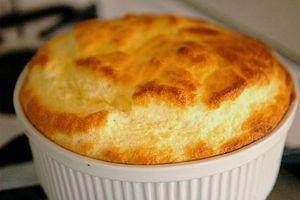 Cómo hacer soufflé de limón en el microondas