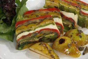 Cómo hacer terrina de verduras en el microondas