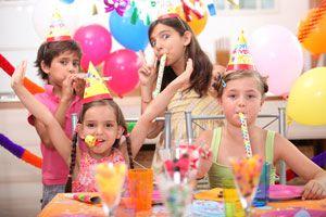 Cómo organizar cumpleaños infantiles. Lugar, decoración, animación, menú, etc.