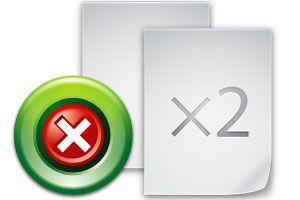 Como hacer para eliminar archivos duplicados