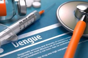 Ilustración de Cuáles son los síntomas del Dengue clásico y Dengue Hemorrágico
