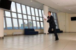 Ilustración de Excusas para escaparse del trabajo