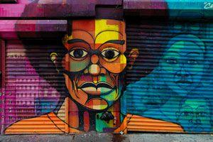 Cómo apreciar un graffiti