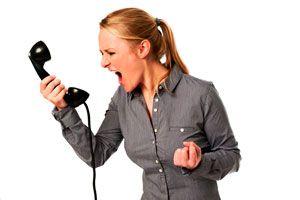 Qué hacer cuando nos molestan por teléfono. Ideas para que una persona deje de llamar una y otra vez.