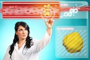 Ilustración de Remedios caseros para Bajar el Colesterol malo