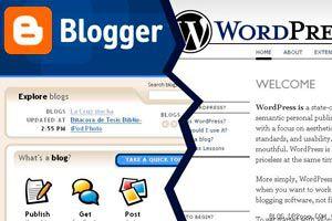 Ilustración de Cómo empezar un blog en Wordpress