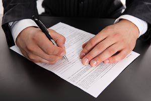 Ilustración de Cómo hacer el Contrato de un Servicio