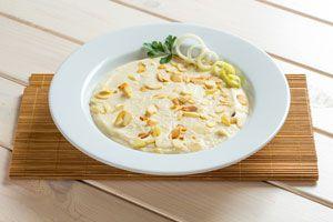 Cómo preparar sopa de almendras