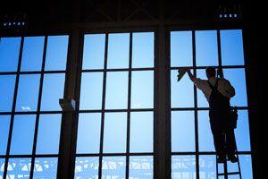 Cómo limpiar ventanas