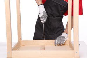 Cómo construir una mesa auxiliar
