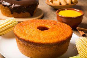 Cómo preparar torta de jojoto y queso fría