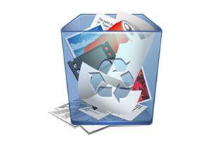 Como personalizar la papelera de reciclaje