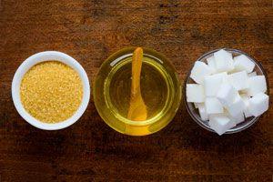 Con qué sustituir el azúcar? Métodos para sustituir el azúcar de manera natural. Alternativas naturales del azúcar